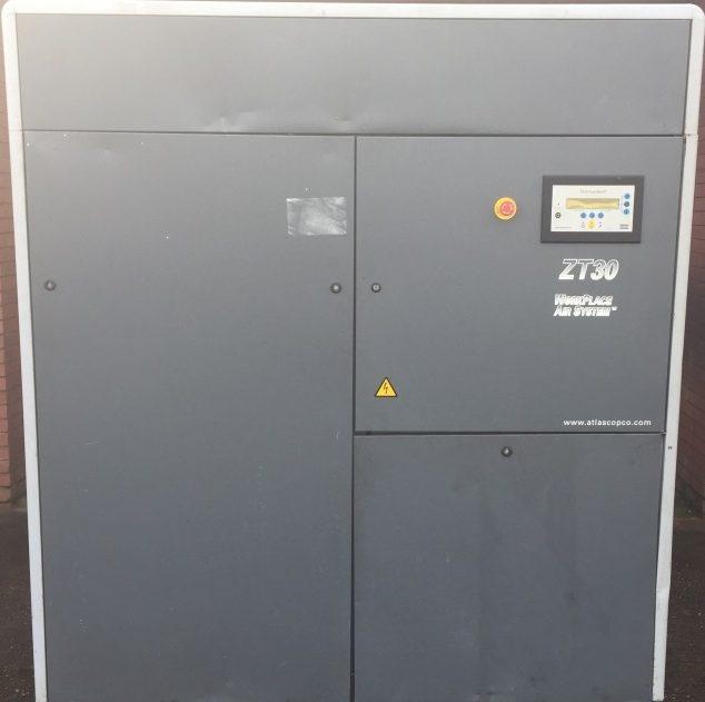 Atlas Copco Oil Free ZT30